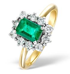The 12 Best Emerald Eternity Rings Images On Pinterest Emerald