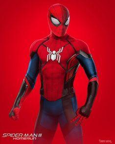 Superhero Suits, Spiderman Suits, Superhero Characters, Superhero Design, Miles Spiderman, Spiderman Movie, Spiderman Marvel, Black Spiderman, Amazing Spiderman