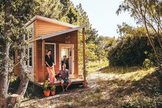 """You've seen them in print (in Dwell and Time); on TV (""""Tiny House Hunters,"""" """"Tiny House Nation""""); and even in the movies (Small Is Beautiful, Tiny: The Movie)."""