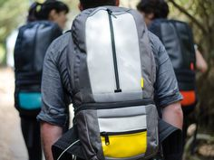 The SOOT Electropack: The Only Bag You'll Ever Need. by SOOT — Kickstarter.  The SOOT Electropack is a fully transformable bag system that charges your mobile devices for up to two weeks off the grid!