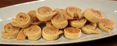 Cinnamon Sugar Pie Crust Pinwheels Recipe | The Chew - ABC.com