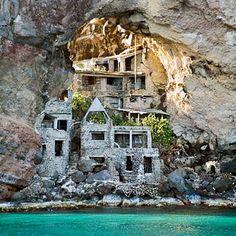 Beach House Set in Stone!