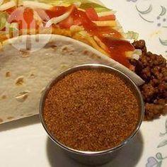 Rezeptbild: Taco Gewürz