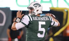New York Jets Can't Win with Christian Hackenberg
