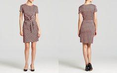 DIANE von FURSTENBERG Dress - Zoe Silk Jersey