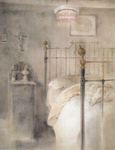 La cama - Marcelo Góngora Ramos -