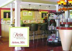 Atir Natural Nail & Day Spa in Acton, MA has the #EdgeYouDeserve. https://www.facebook.com/AtirNaturalNailDaySpa?ref=profile