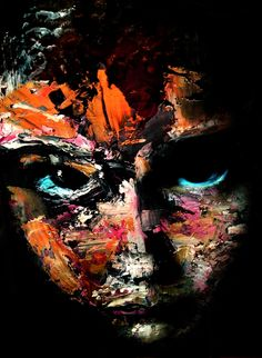 ghost in the machine Ghost In The Machine, Dark And Twisted, Red Lipsticks, Figure Painting, Beautiful Words, Creative Inspiration, Amazing Art, Illustration, My Arts