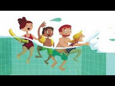 Livre audio - Les 12 travaux de Dr Spring - YouTube Audio, Family Guy, Spring, Character, Lettering, Griffins