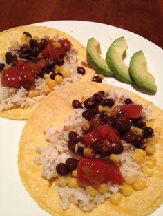 Ultimate Reset Southwestern Veggie Taco