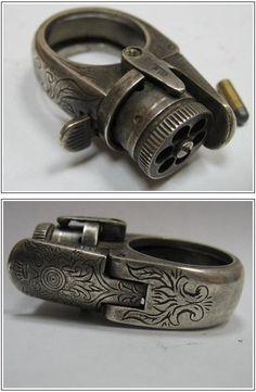 Pistol ring.