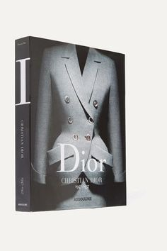Assouline - Dior: Christian Dior by Olivier Saillard hardcover book Fashion Coffee Table Books, Palais Galliera, Assouline, Top Designer Brands, French Fashion, Fashion Stylist, Who What Wear, Fashion Advice, Christian Dior