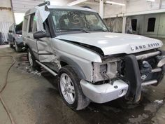 Parting out 2004 Land Rover Discovery – Stock #150185 « Tom's Foreign Auto Parts – Quality Used Auto Parts - Every part on this car is for sale! Click the pic to shop, leave us a comment or give us a call at 800-973-5506!