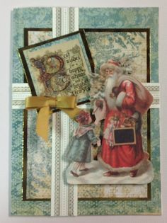 Hybrid, mixing supplies from Anna Griffin, Paper Studio and K and Co.