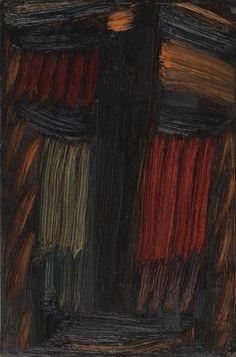Alexej von Jawlensky, Meditation (März 1936, N. 6)