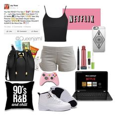"""""""Boyfriend needed 👀"""" by queenjamil on Polyvore featuring Topshop, adidas, Maybelline, S'well, Arbonne, Sephora Collection, NARS Cosmetics, Michael Kors, Almay and Casetify"""