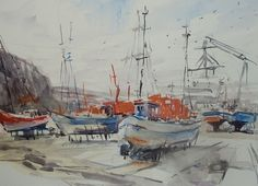 Marina/Boat Yard 1