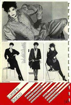 The Model Archives of Marlowe Press  Paris Planning Women (Paris)1983