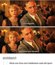 Midnight in Paris. HOW COULD I FORGET THAT HE PLAYED SUCH A PERFECT ROLE AS THAT?!?!