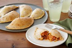 Get South-of-the-border flavor with Cheese & Chicken Empanadas! These flaky homemade chicken empanadas are sure to become your new go-to Mexican favorite.