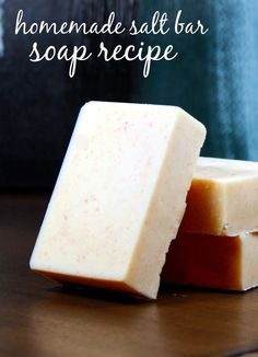 This homemade pink salt and sal butter soap recipe contains a high percentage of skin conditioning sal butter and mineral rich pink Himalayan salt that aids in detoxing, healing and nourishing skin. Soap Making Recipes, Homemade Soap Recipes, Homemade Products, Deli News, Natural Beauty Recipes, Soap Making Supplies, Cold Process Soap, Home Made Soap, Handmade Soaps