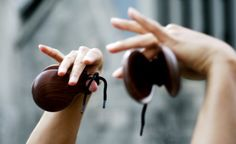 CASTANETS: DANCING AND MUSIC | Global Dance Stage""
