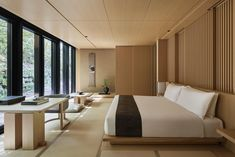 Kerry Hill Architects to design minimalist resort within a secret garden for Aman Kyoto Japanese Home Design, Japanese Interior, Japanese House, Kerry Hill Architects, Japanese Architecture, Western Decor, House Design, Home Decor, Traditional Japanese
