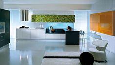 Minimalist Modern Kitchen for Outstanding Home Creation: Minimalist Modern Kitchen Ideas ~ clusterfree.com Kitchen Inspiration
