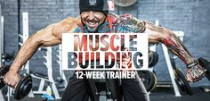 Kris Gethin is back. He's on a mission to build maximum muscle in 12 weeks, and he's here to show you the way. Get ready to eat, train, and grow with Gethin.