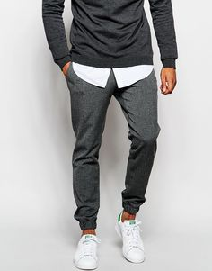 River Island Smart Jogger Trousers