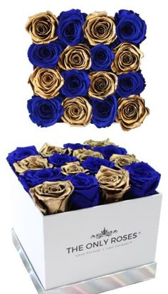 Our Huggy Square Box takes our signature arrangement and makes it even more stunning with a tall, sturdy box that shows off our preserved roses. For that special someone in your life, give this perfect combination of luxury, romance, and beauty. Delight them with a gift that will last much longer than fresh-cut flowers. Our Everlasting Roses are guaranteed to maintain their natural appearance for at least a year. #roses #flowers #flower #love #rose #beautiful #garden #theonlyroses #roses…