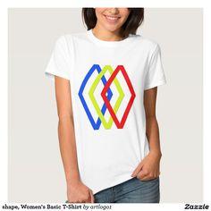 shape, Women's Basic T-Shirt