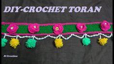 How to make CROCHET TORAN