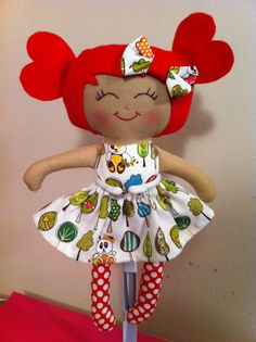 pins and needls doll