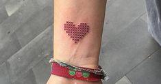 Tatuajes de punto de cruz