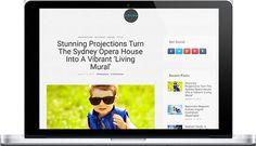 Ublog - Wordpress Blog Theme by themeduck on @creativemarket