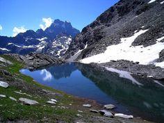 Mont Viso - Queyras 3841m