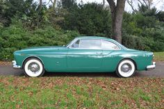 1954-55 Chrysler Ghia ST Special. 1 of 2 known to survive. Delvered new via Chrysler agent Autofamosa