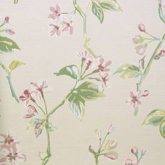 Eleonora Wallpaper - Vintage (1600/284) - Prestigious Textiles Galleria Wallpapers Collection