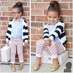 Cute styling!