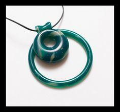 Dr Blooms Chewable Jewels - Combo Bracelet and New Circle Necklace Turquoise Beach