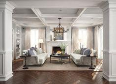 классические американские дома - Поиск в Google
