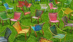 Luxury Patio Furniture, Outdoor Furniture, Garden Furniture, Designer Furniture from Brown Jordan