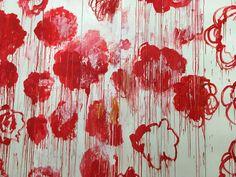 #art #artparis #arty #exposition #expositionparis #exhibition #culture #painting #peinture #musée #centre #pompidou #cy #twombly #contemporain #abstract #contemporaryart