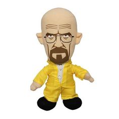 Not Just Toyz - Breaking Bad Walter White in Hazmat Suit 8-Inch Plush, $13.99 (http://www.notjusttoyz.com/breaking-bad-walter-white-in-hazmat-suit-8-inch-plush/)