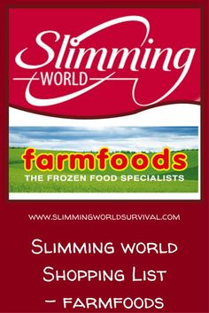 Click the pin for a list of slimming world friendly, low syn and syn free foods available at Farmfoods Slimming World Eating Out, Iceland Slimming World, Slimming World Shopping List, Slimming World Recipes Syn Free, Slimming World Plan, Shopping Lists, World Farm, Slimmimg World, Slimming World Survival
