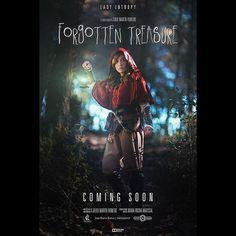 Coming soon! My short film Forgotten treasure. @ladyentropy @alassie @fegog #shortfilm #comingsoon #forest #fantasy #monster #bokeh #dof #poster #film #barcelona #bcn #strobist #treasure #forgotten #light #magic #adventure