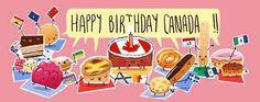 Happy 150th Canada Day! 7-1-17