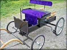 This is our new Mini/Pony size Runabout, it has been one of our best sellers for years. Built for the Show ring, Parades or just cruisin the back Roads. Lately there's been a whole lot of folks getting into mini size,or Pony Carts and Buggy Driving. It's the fastest growing really fun pastime in the World.   Address:- 708 Hoover St., Shelbyville, TN, 37160, USA  Call Us:- (931) 294-2808