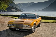Roger Moore's 'The Persuaders!' Aston Martin sets world record for a DBS sold at auction